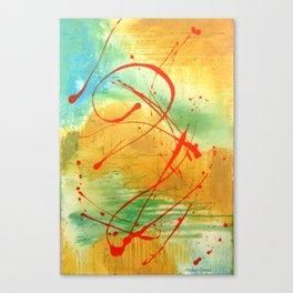 Tender Floret Canvas Print
