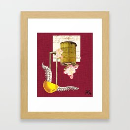 The Fruits of Labor Framed Art Print