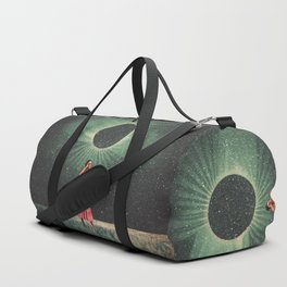 Total Eclipse of You Duffle Bag
