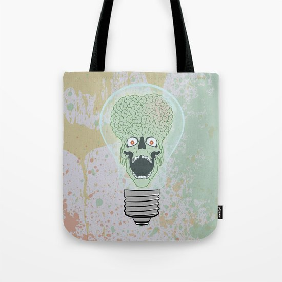 Think Martian  Tote Bag