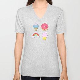 Happy Candyland Unisex V-Neck