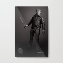 """Friday The 13th"" Metal Print"