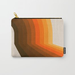 Golden Halfbow Carry-All Pouch