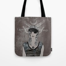 Weeping Pirates Tote Bag