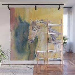 Horse Spirit Wall Mural