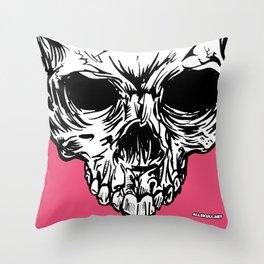 111 Throw Pillow