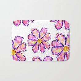 brittmarks/Muster/Blume1 Bath Mat