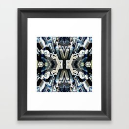 It was once the tallest. Framed Art Print