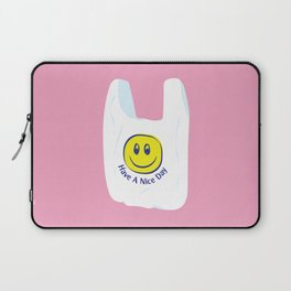 Have a Nice Day Laptop Sleeve