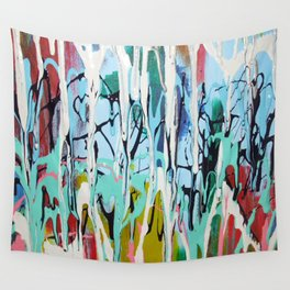 Paint Drip Wall Tapestry