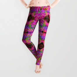 Through The Looking Glass 4 Leggings