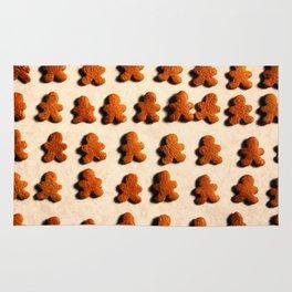 Christmas Cookies Pattern II Rug