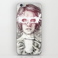 milk iPhone & iPod Skins featuring Milk by Anna Sun