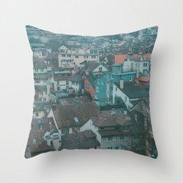 Zurich High Up Throw Pillow