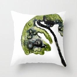 Meditation 5 Throw Pillow