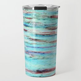 Color gradient and texture 33 Travel Mug