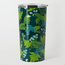 Magic Forest Travel Mug