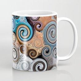 Rock Swirls Coffee Mug