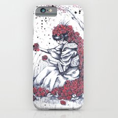 The color of the flowers Slim Case iPhone 6s