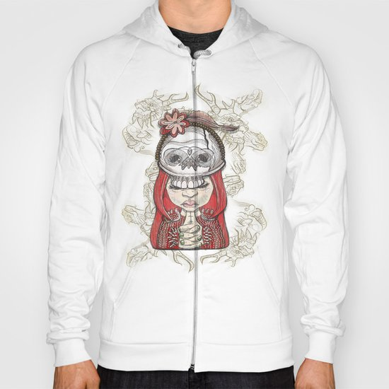 i wear my lucky skull  Hoody