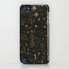 Old World Florals Slim Case iPod touch