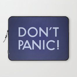 Don't Panic! Laptop Sleeve