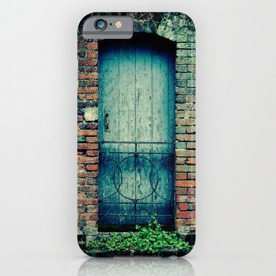 Blue Door iPhone & iPod Case
