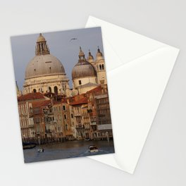 Venice from il Ponte dell'Accademia Stationery Cards