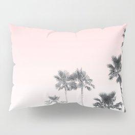 Tranquillity - pink sky Pillow Sham