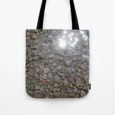 A Stream's Bedrock II (Lake Tahoe, California) Tote Bag