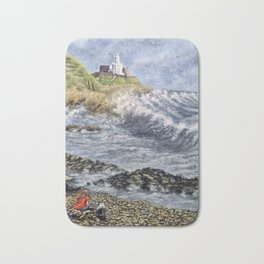 Mumbles Point Bath Mat