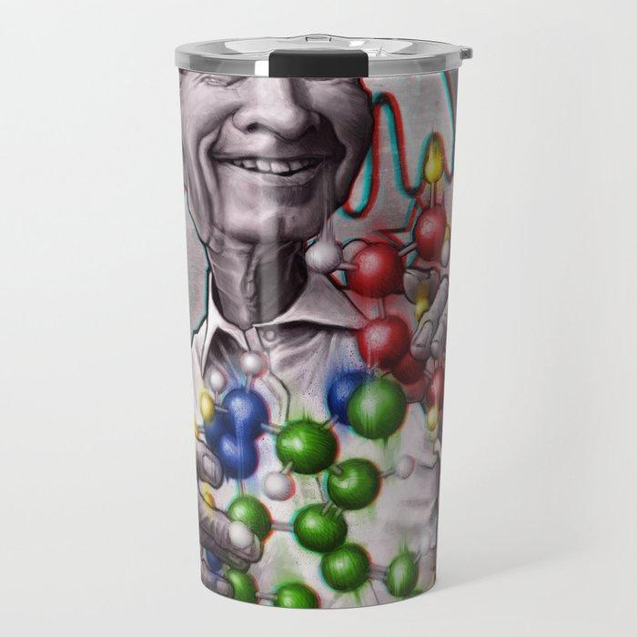 Dr Albert Hoffman Travel Mug