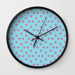 JoJo - Johnny Joestar Pattern Wall Clock