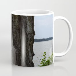 Twisted Tree Trunk Coffee Mug