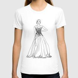 Fashion Illustration 2 T-shirt