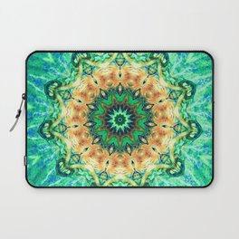 Turtle Kaleidoscope Laptop Sleeve