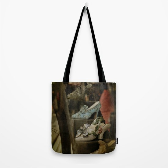 Old Time Shoes Tote Bag