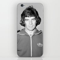 70s iPhone & iPod Skins featuring Johnny 70s by SheilasWogsPoofters