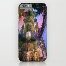 Iron Bridge 1779 iPhone Case