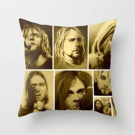 'Kurt Mosaic' Throw Pillow