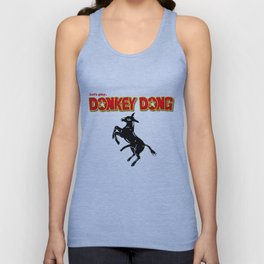 Donkey Dong Unisex Tank Top
