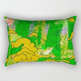 Going Courting Rectangular Pillow