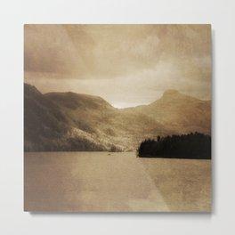 Lake George II Metal Print