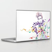 chill Laptop & iPad Skins featuring Chill by Sarah Soh