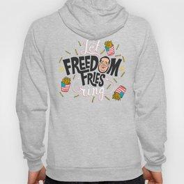 Let Freedom Fries Ring Hoody