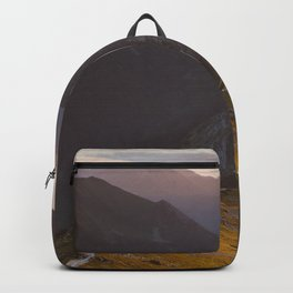 Before sunset - Landscape and Nature Photography Backpack