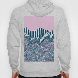 Geode Mountains Hoody