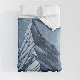 'Cystal Mountain I' Comforters