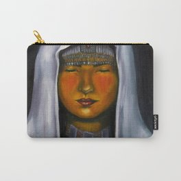 Hazara Girl Carry-All Pouch