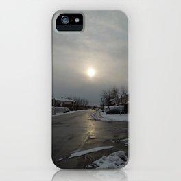 Hoth - III iPhone Case